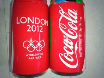 当選非売品 Coca-Cola×2012ロンドンオリンピック BIG缶!!