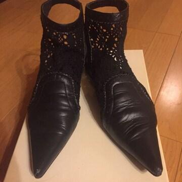 ☆LIMI Feu デザインシューズ☆