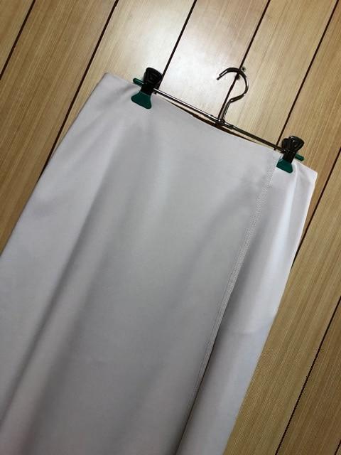 1.9万新品タグ付きBEAMS★巻きスカート風SK