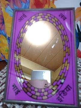 アジアンショップ購入 飾り鏡