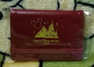 TDR×JCB☆ミッキー【マジカルオリジナルカードケース】JCBマジカル2020当選★非売品