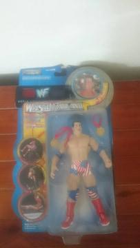 WWE(旧WWF) カート アングル フィギュア