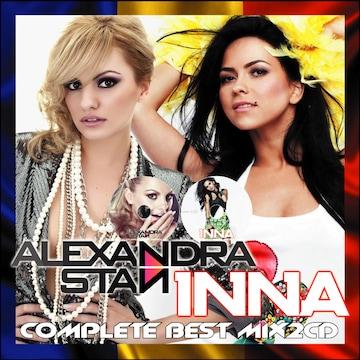 Alexandra Stan & INNA 2枚組45曲 Best MixCD