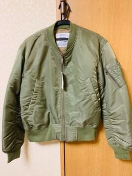 《新品》COEN【MA-1ジャケット】フリーサイズ