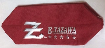 ★新品★DM限定ガチャ2012★矢沢永吉 ポーチ/Z/レッド