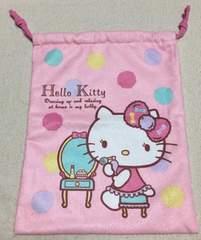 キティ☆巾着