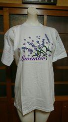 北海道 ラベンダーTシャツ M