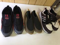 作業靴 安全靴 3足セット 28cm XL 足袋靴