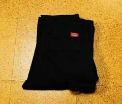 サイズM (W76cm)ディッキーズ365ワークパンツ 黒・股下77cm