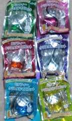 ダイドーミッフィークリスタルマスコット全6種ミッフィー55周年(2010年)