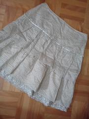 プライベートレーベルガーリー☆裾レース スカート新品送料180円