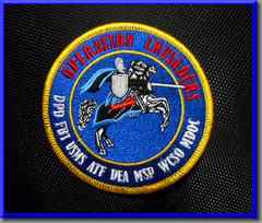 【DEA】 オペレーションパッチ ☆ OPERATION CRUSADERS 【FBI】