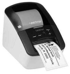 ブラザー PC宛名ラベルプリンター QL-700 並行輸入品