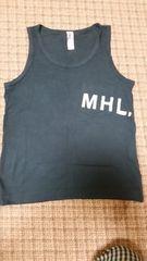 ブランド MHL.(マーガレットハウエル)サイズ2 タンクトップ