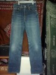 リーバイス502ビッグEセルビッチジーンズ