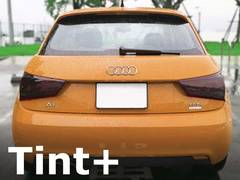 Tint+再使用できる アウディA1 前期 テールランプ スモークフィルム