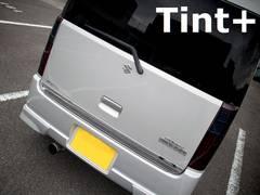 Tint+何度も貼れる エブリイワゴン DA64W テールランプ スモークフィルム