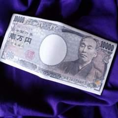 財布 金運 ウォレット 福沢諭吉 日本未発売 人気