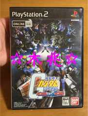 PS2機動戦士ガンダムvs.Zガンダム