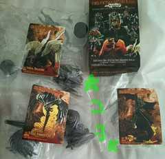 FFクリーチャーズ クロミウム 神竜 斬騎王 ラムウ 計4種 新品