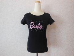 ★バービー/Barbie★キラキラ♪Tシャツ★M★