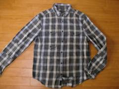 ALLSAINTS オールセインツ ネルシャツ Mサイズ
