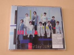Hey! Say! JUMP/OVER THE TOP/DVD付初回盤2/未開封