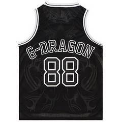 BIGBANG G-DRAGON ジヨン BBジャージ タンクトップ