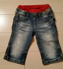 ★JUNK STORE★半ズボン デニムパンツ/size120