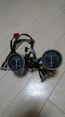SR400 メーター デイトナ スピード タコメーター