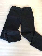GU男児長ズボン黒150