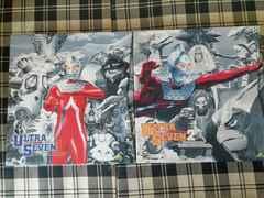 「ウルトラセブン」LD-BOX全2巻