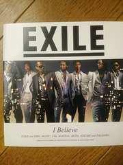 EXILE  I Believe  CD+DVD