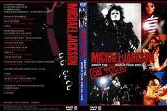 ≪送料無料≫マイケルジャクソン ABOUT BAD WORLD TOUR 1988