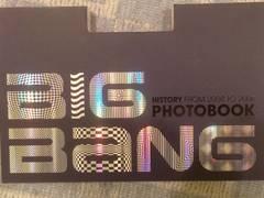 激安!激レア!☆BIGBANG/HISTORYFROM2008TO2006☆写真集☆美品