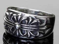 【RG-C300】SILVER925KTシルバーリング29号指輪/メンズ/銀