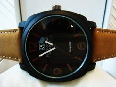 人気のモデル♪艶消しブラックが渋いミリタリー腕時計★Black Oceans