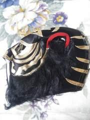 二代目 ブラック・タイガー 応援用 マスク