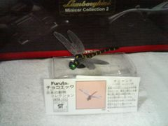 フルタ  日本の動物3  オニヤンマ     トンボの王様