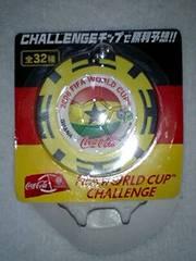 特価! コカコーラ'06FIFA サッカーワールドカップチップコレクションガーナ