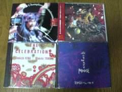 喜納昌吉&チャンプルーズ CD4枚セット