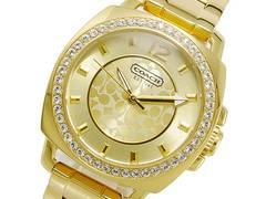 COACH クオーツ レディース 腕時計 14501308