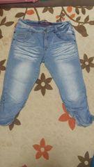 レディースジーンズ☆67センチ  *2