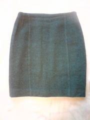 インタープラネットグレー スカートお姉CanCamエビ美品