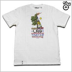 即決◆新品LRG Tシャツ M ◆エルアールジースケートサーフSK8ストリート◆