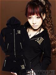 THIRTEEN JAPANサーティーンジャパン セットアップ レディース