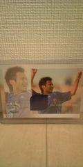 2006 日本代表 我那覇和樹 ジャージカード
