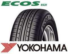 ★215/65R16 送料無料★ヨコハマ ECOS ES31 新品タイヤ 4本セット