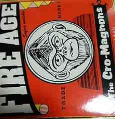 初回盤DVD付きCD ザ.クロマニヨンズ FIRE AGE