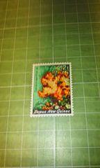 パプアニューギニア未使用12t記念切手1980年代後半♪